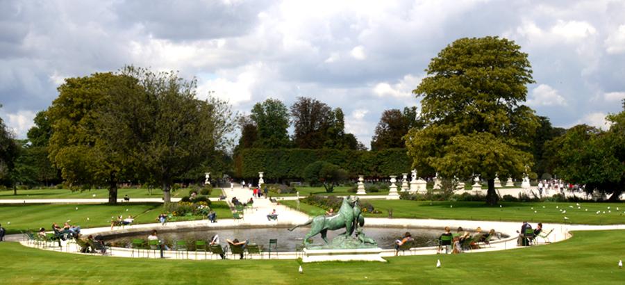 Implantations l 39 orangerie eph m re - Horaires jardin des tuileries ...